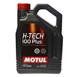 น้ำมันเครื่อง Motul htech 100plus เบนซิน 0w-20
